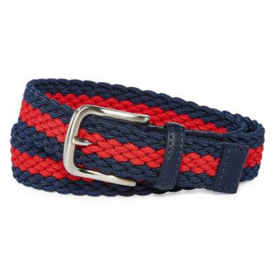 IZOD Stripe Belt