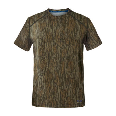 Terra Mar Crew Neck Short Sleeve T-Shirt Boys