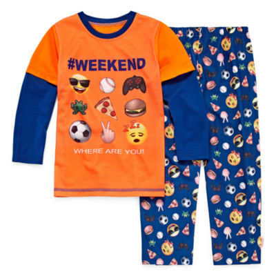Bunz Kidz 2-pack Pajama Set Boys