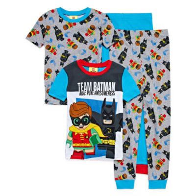 4-pc. Lego Pajama Set Boys