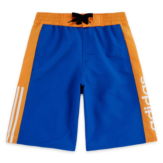 Adidas Billboard Swim Trunks-Boys 8-20