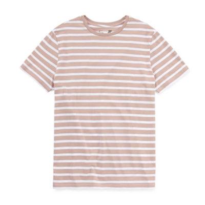 JF J.Ferrar Jf Casualization Short Sleeve T-Shirt-Slim