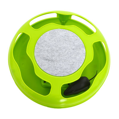 Iconic Pet Mouse Rush Interactive Cat Toy