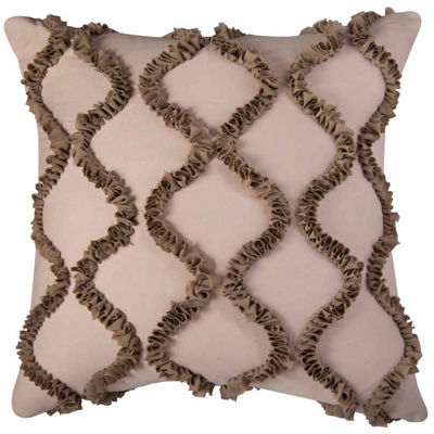 Rizzy Home Anthony Ogee Decorative Pillow