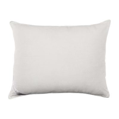 Brookstone Medium Firm Pillow