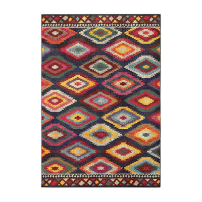 Covington Home Wanderlust Tribal Rectangular Indoor Rugs