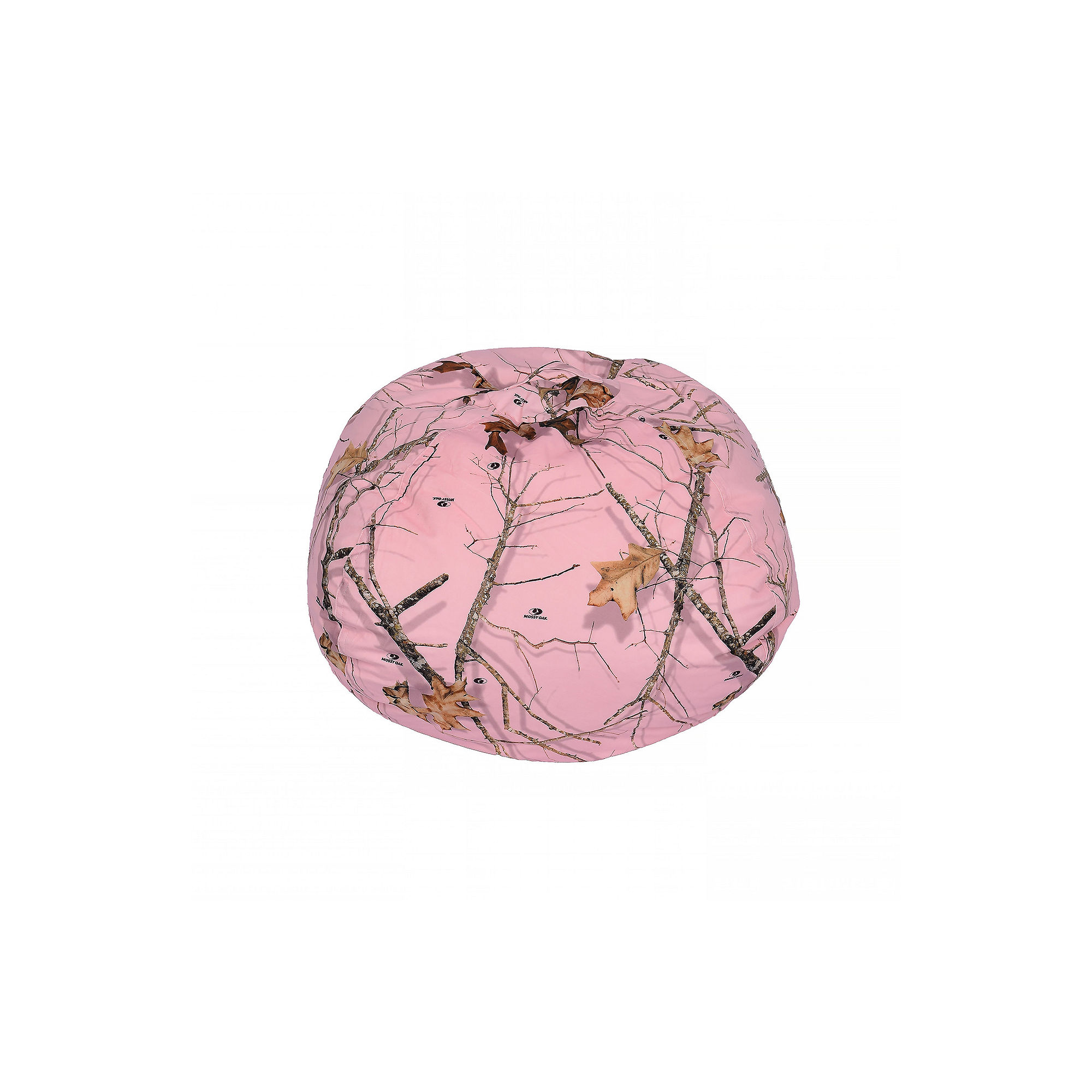 Mossy Oak Pink Bean Bag - Medium