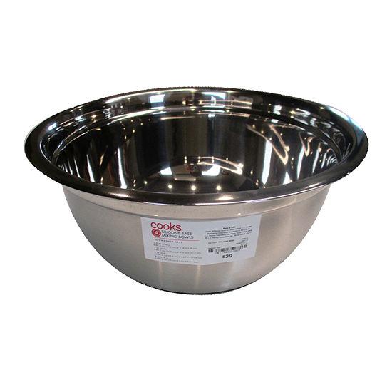 Cooks 4 Pc Mixing Bowls Set