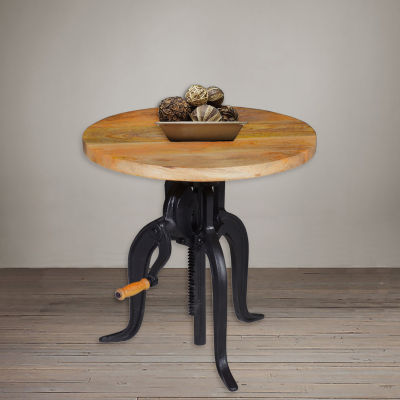 Theo Adjustable Accent Table