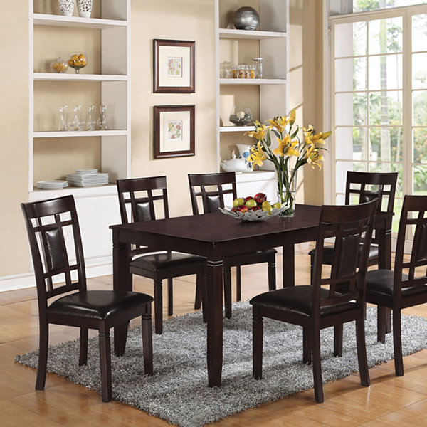 Sonata 7PC Dining Set - JCPenney