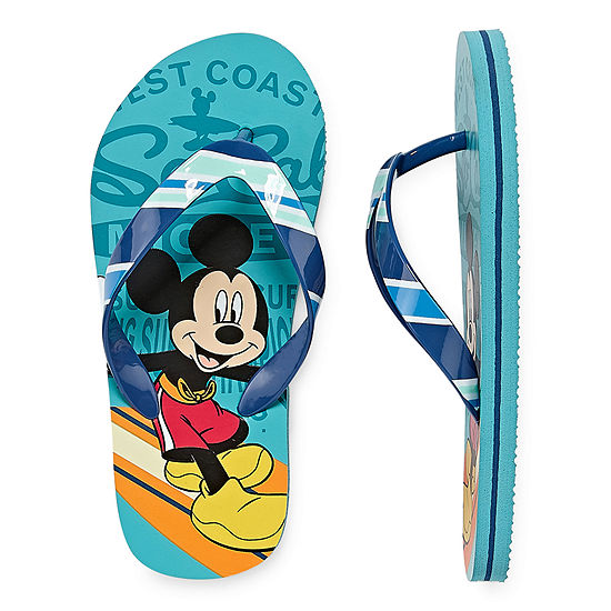 Disney Collection Mickey Mouse Flip-Flops