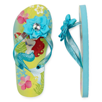 Disney The Little Mermaid Flip-Flops