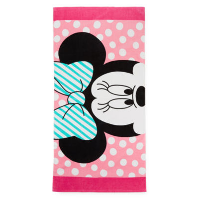 Disney Minnie Mouse Beach Towel
