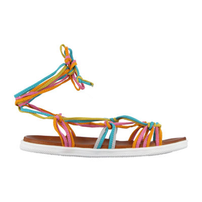 Mia Girl Womens Gladiator Sandals