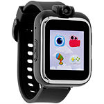 Itouch Playzoom Boys Multi-Function Black Smart Watch-Ipz03494s59b-003