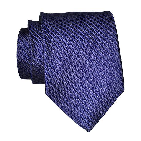Stafford® Satin Solid Tie