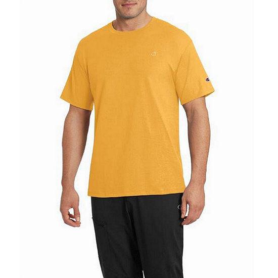 Champion Classic Jersey Mens Crew Neck Short Sleeve T-Shirt