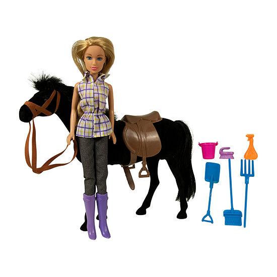 Chic Dolls Western Doll Set