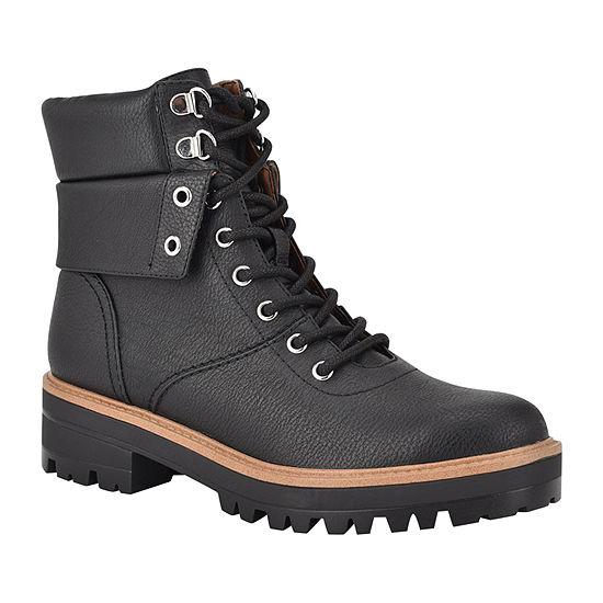 Indigo Rd. Womens Izna-J Block Heel Booties
