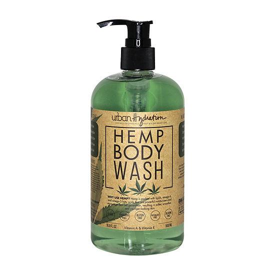Urban Hydration Hemp Body Wash