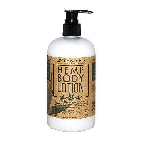 Urban Hydration Hemp Body Lotion