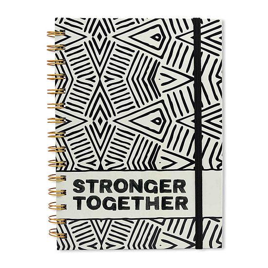 Stronger Together Notebook