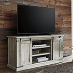 Signature Design by Ashley Carynhurst Living Room Collection TV Stand