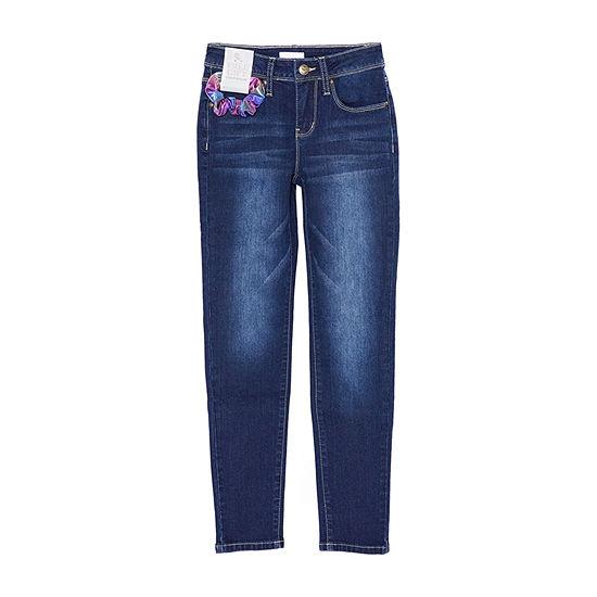 Ymi Big Girls Skinny Fit Jean