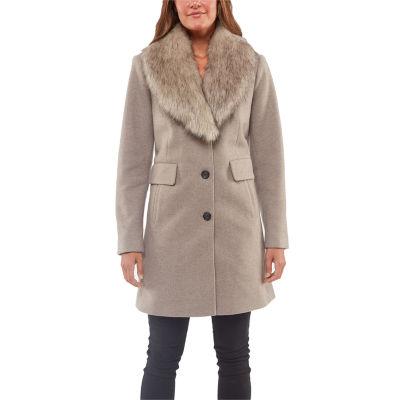 Liz Claiborne Heavyweight Overcoat