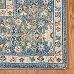 Amer Rugs Bethleham Seia Bordered Rectangular Indoor/Outdoor Rugs