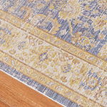 Amer Rugs Cienieka Hiromi Vintage Bordered Rectangular Indoor Rugs