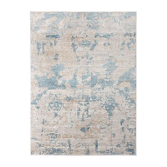 Amer Rugs Harmusha Starsi Abstract Rectangular Indoor Rugs