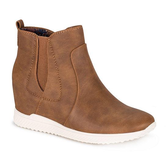 Bare Traps Womens Jaci Slip-On Shoe
