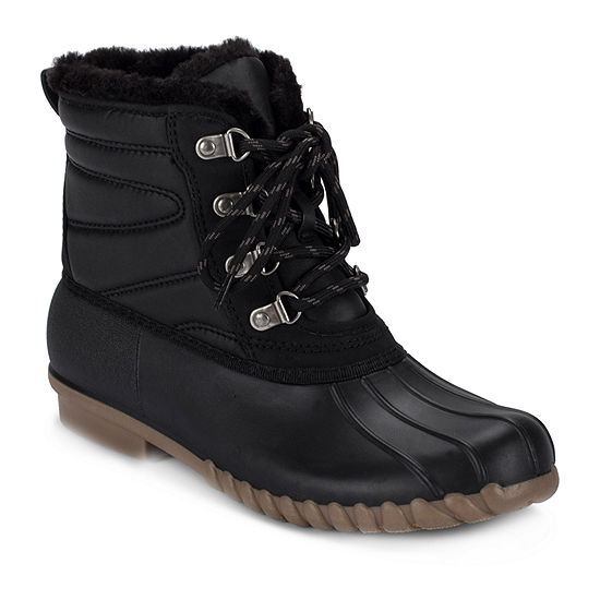 Bare Traps Womens Flynn Winter Boots