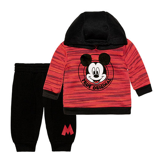 Disney Baby Boys Mickey Mouse 2-pc. Pant Set