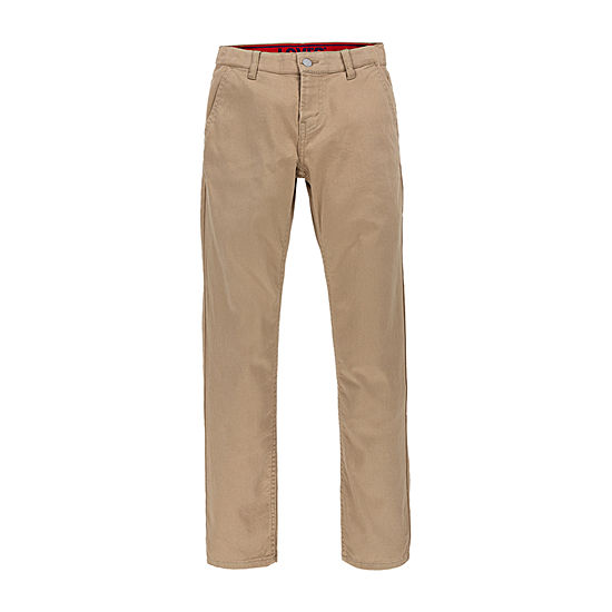 Levi's Big Boys Tapered Flat Front Pant