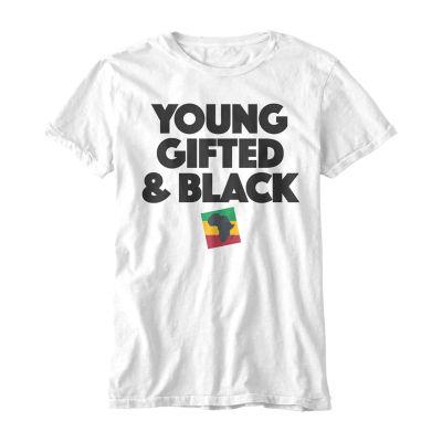 Kids Unisex Crew Neck Short Sleeve Graphic T-Shirt