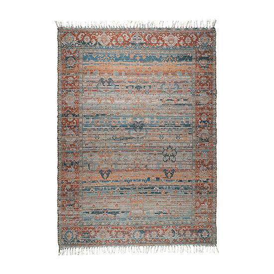 Amer Rugs Prenell Mawa Farmhouse Serapi Rectangular Indoor Rugs