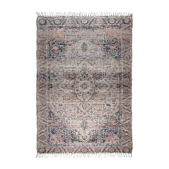 Amer Rugs Prenell Hatha Farmhouse Serapi Rectangular Indoor Rugs