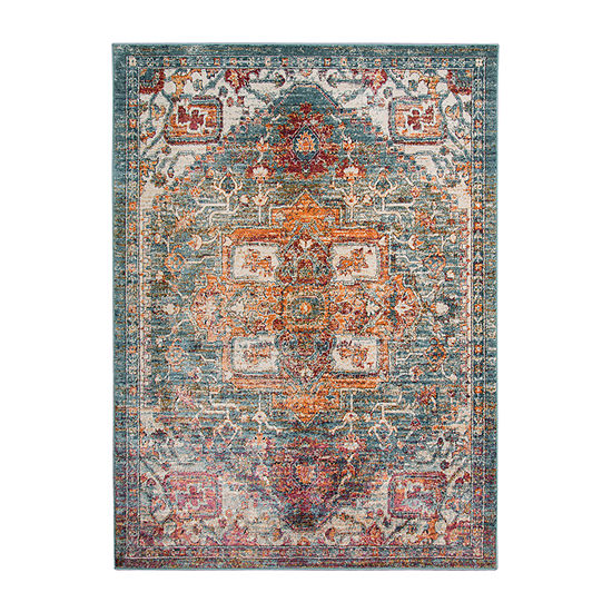 Amer Rugs Exatavia Harba Transitional Oriental Rectangular Indoor Rugs