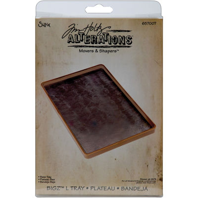 """Sizzix® Movers & Shapers Base Tray, """"L"""" Base"""
