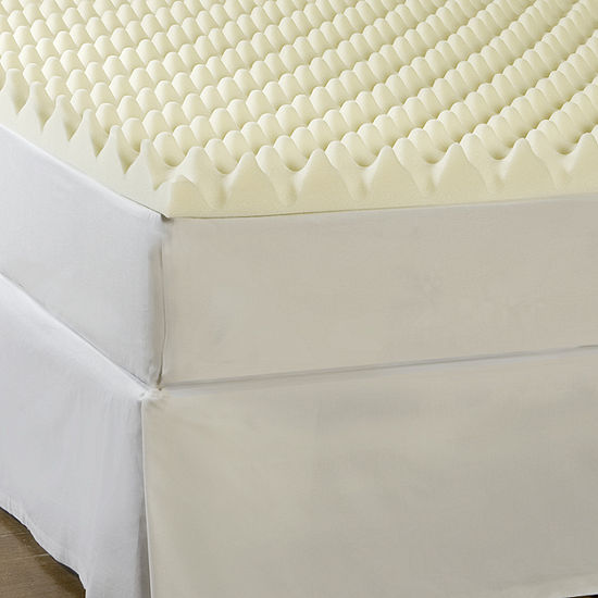 "Comforpedic from Beautyrest® Memory Loft 3"" Foam Mattress Topper"
