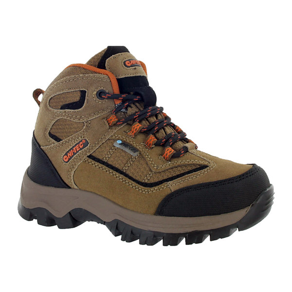 Hi-Tec Hillside Boys Hiking Boots - Little Kids/Big Kids
