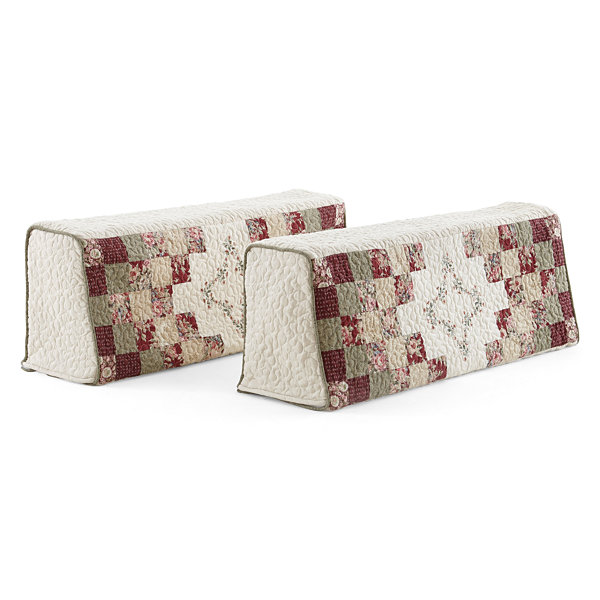 Home Expressions™ Cassandra Set of 2 Bolster Covers