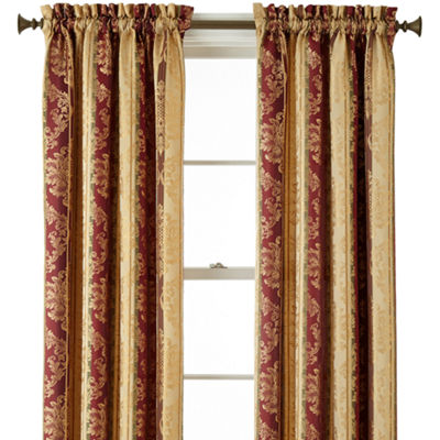 JCPenney Home Rod-Pocket Curtain Panel
