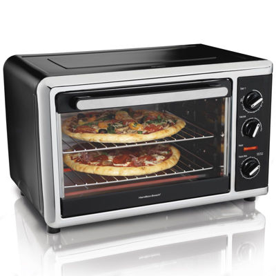 Hamilton Beach Countertop Oven With Convection Oven Amp Rotisserie