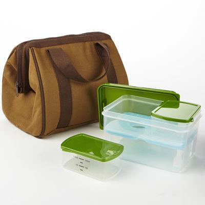 Fit & Fresh® Men's Big Phil Lunch Bag Kit