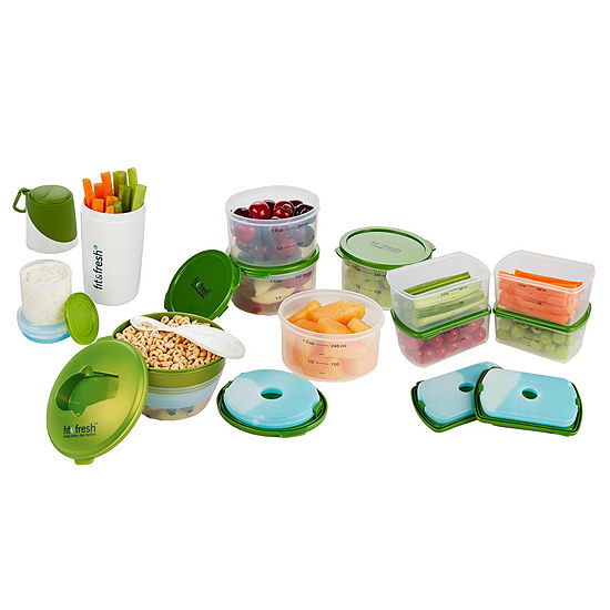 Fit & Fresh® Perfect Portion Container Kit