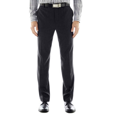 JF J. Ferrar® Slim-Fit Stretch Wrinkle Free Dress Pants