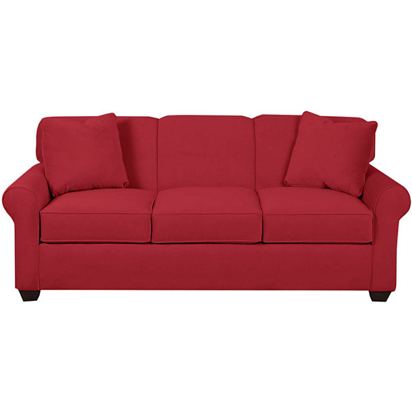 Sleeper Possibilities Roll Arm Sofa Jcpenney